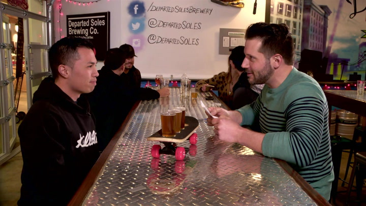 Learn Drinking Trivia On Our Fight For Your Flight Game