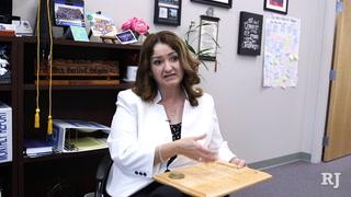 Las Vegas school named top magnet school