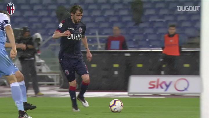 Bologna beat the drop after Lazio draw