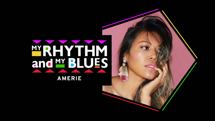 My Rhythm and My Blues: Amerie