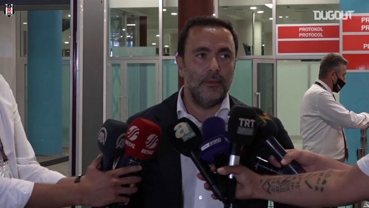 Emre Kocadağ'ın Trabzonspor Galibiyeti Ardından Açıklamaları