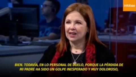 Andrea del Boca: Estoy convencida de que la Justicia va a probar mi inocencia
