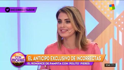 La reflexión de Pampita en medio de los rumores de romance con Polito Pieres