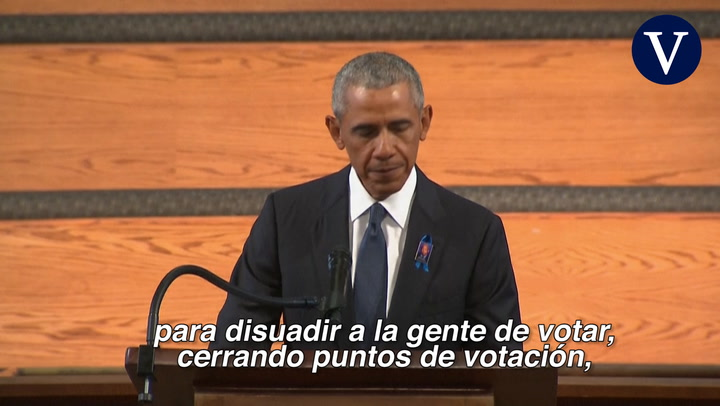 Obama entre la lucha electoral