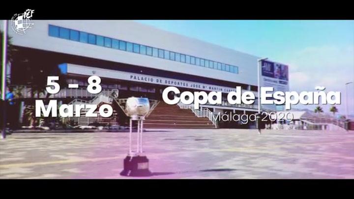 Málaga acoge la Copa de España de fútbol Sala