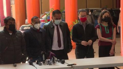 Defensa de padres de 43 estudiantes mexicanos desaparecidos avala nueva pesquisa