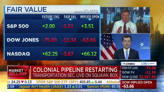 CNBC's Kernen to Buttigieg on $2 Trillion Infrastructure Plan: 'Come On,' 'We Don't Have the Money'