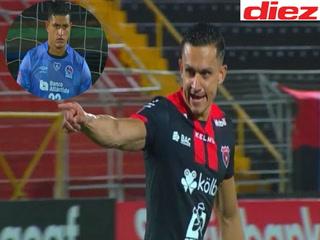 Cubero sobre su pique con Fonseca en los penales: ''Quiso jugar conmigo, pero después me tocaba a mí''