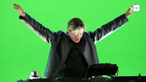 Así se graba el festival digital de Tomorrowland