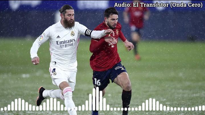 """""""Sergio Ramos acabará renovando por el Real Madrid"""""""