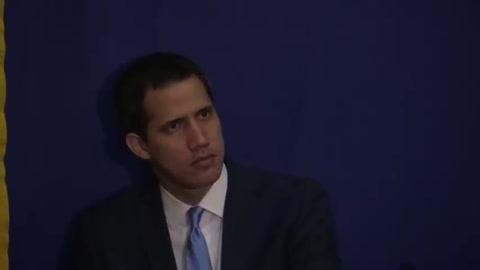 Guaidó pide a México y Argentina retirar apoyo a Maduro tras informe ONU sobre DDHH