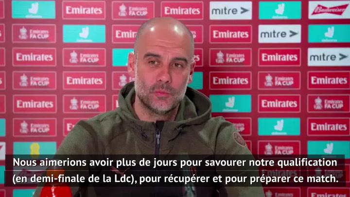 """Demies - Guardiola : """"Je savais que Tuchel ferait du bon travail"""""""