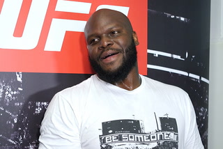Derrick Lewis doesn't care about fighting for a UFC belt