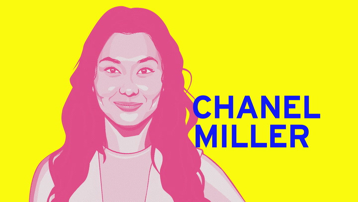Future Women's History Honors Chanel Miller!