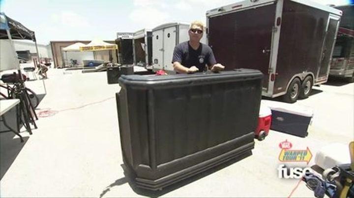 Less Than Jake's Warped Tour Survival Tip # 6 - Warped Wednesdays 2011