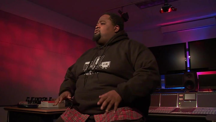 LunchMoney Lewis Talks Nicki Minaj 'Pinkprint' Collab