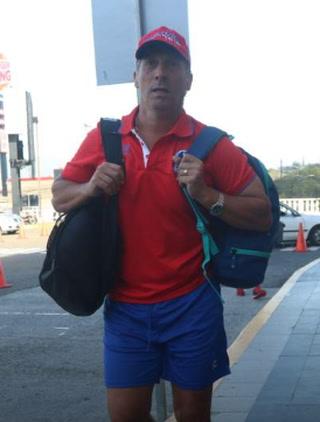 Pedro Troglio descarta que vaya a dejar Olimpia por una opción de Panamá