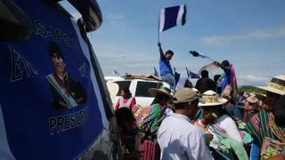 Evo Morales arranca campaña electoral buscando su cuarto mandato