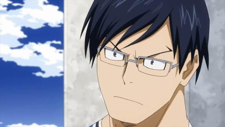 My Hero Academia Profile Tenya Iida