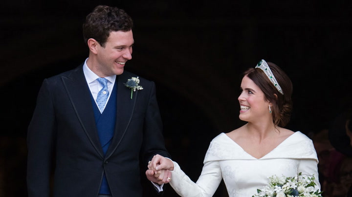 Relive Princess Eugenie and Jack Brooksbank\'s royal wedding ceremony