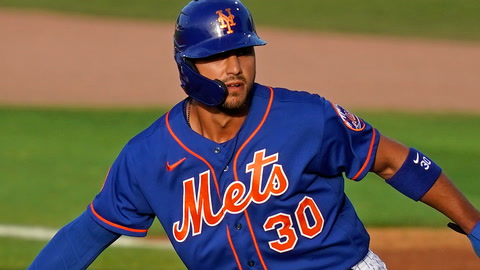 Who is the 2021 Mets team leader?