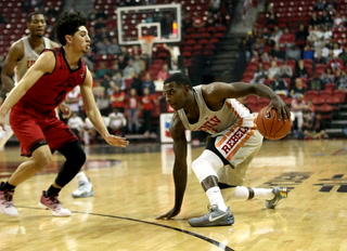 Rebel Nation: UNLV Basketball Players React to Loss Against Cincinnati
