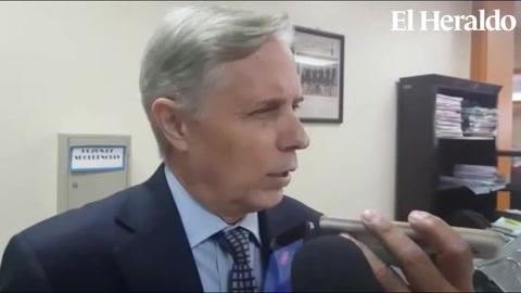 Billy Joya interpone querella en contra del diputado Jorge Cálix