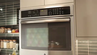 GE's remote control wall oven