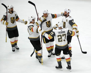 Golden Edge: Knights Have Strong Game Against Chicago