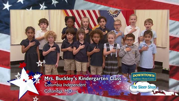 Columbia Independent - Mrs. Buckley - Kindergarten