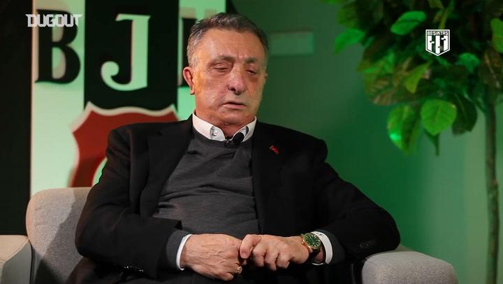 Ahmet Nur Çebi, Beşiktaş'ın Sezonunu Değerlendirdi