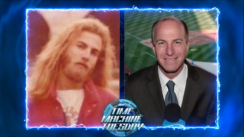 Time Machine Tuesday: Gary Cohen goes back to college