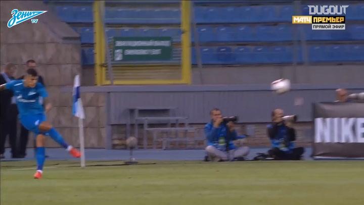 European Nights: Zenit 8-1 Dinamo Minsk