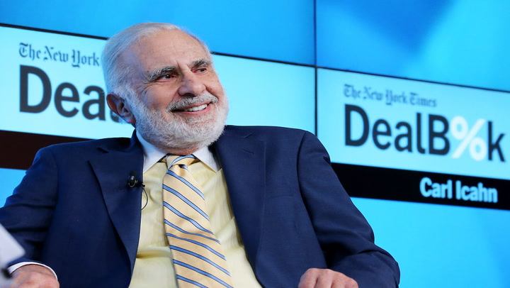 Could Carl Icahn Be the Next Crypto Whale?