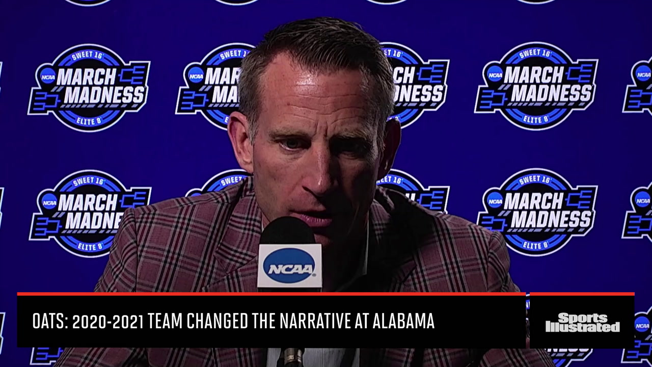 Nate Oats Ponders What He'll Remember from 2020-2021 Alabama Basketball Team