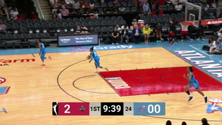 Las Vegas Aces Highlights Vs. Atlanta Dream (WNBA)