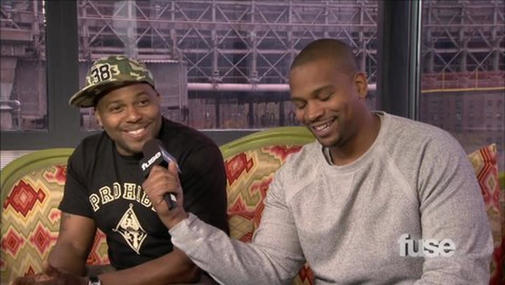 Shows:The Bridge On Fuse: Coodie & Chike Talk Directing Music Videos