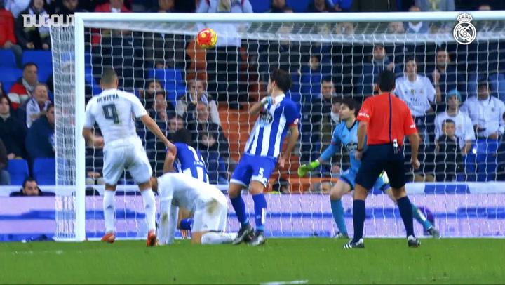 Karim Benzema: 200 Goals For Real Madrid