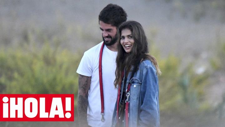 Así ha reaccionado Sara Sálamo a la dulce dedicatoria de gol de Isco Alarcón