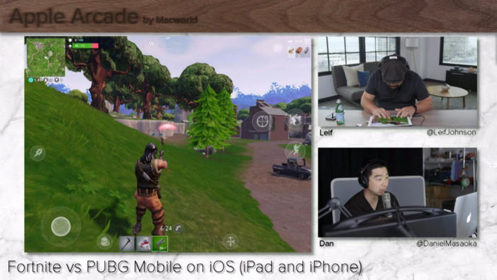 pubg oder fortnite mobile