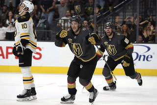 Golden Edge: Golden Knights Defeat the Bruins 3-1