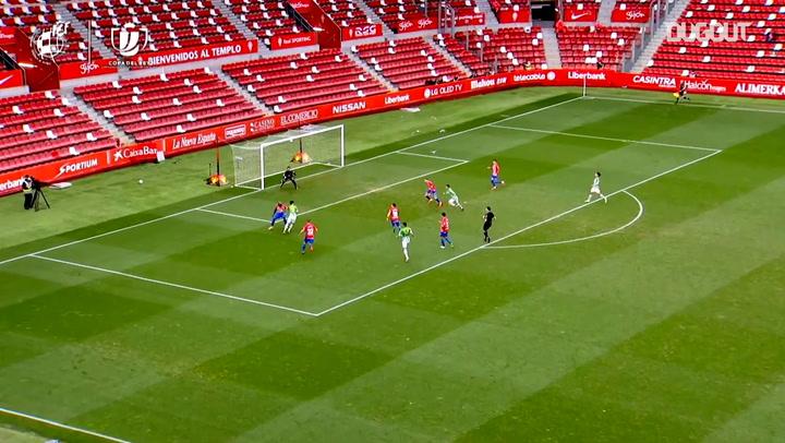 Top 10 goals of the Copa del Rey 20/21
