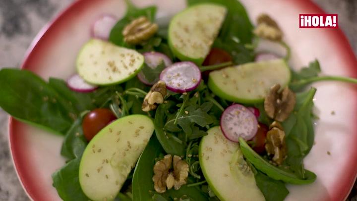 3 recetas saludables de Carla Pereyra para el verano