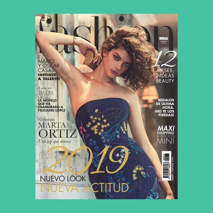 Marta Ortiz: confesiones de una \'top\' en el nuevo Fashion enero