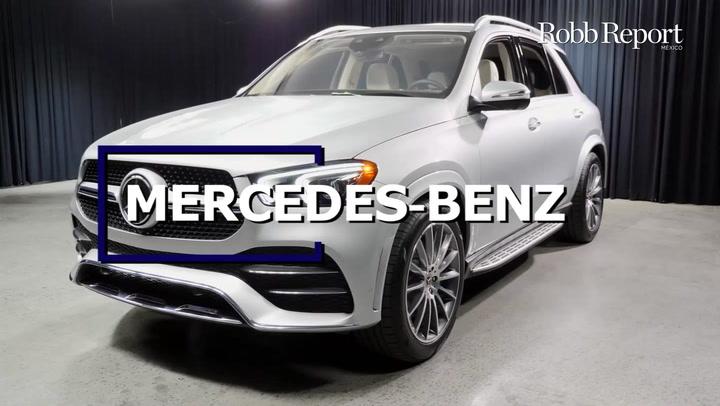 Conoce la nueva SUV de Mercedes-Benz