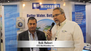 Bio-Microbics solves water treatment challenges
