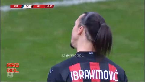 Video: Revelan qué se dijeron Ibrahimovic y Lukaku durante su enfrentamiento en el Milan - Inter