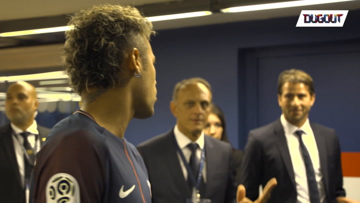 WORLD EXCLUSIVE: Neymar Revealed at his New Home