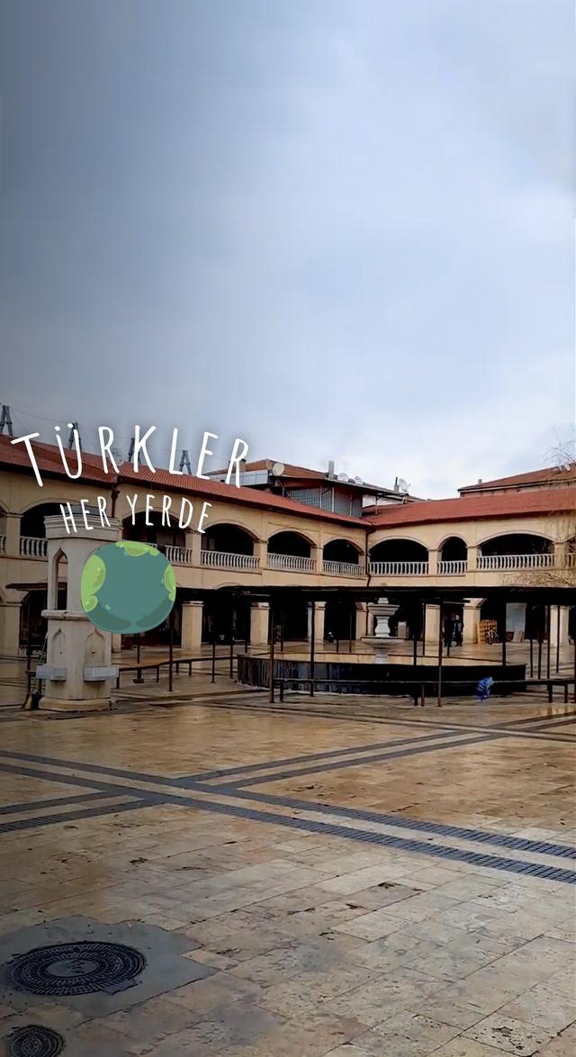 Türkler Her Yerde - Renkli Çarşılar
