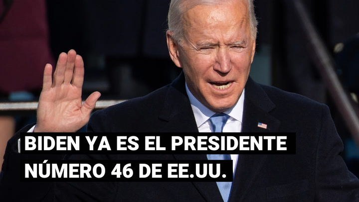 Mensaje a la nación de Joe Biden: presidente de los Estados Unidos hace un llamado a la unidad